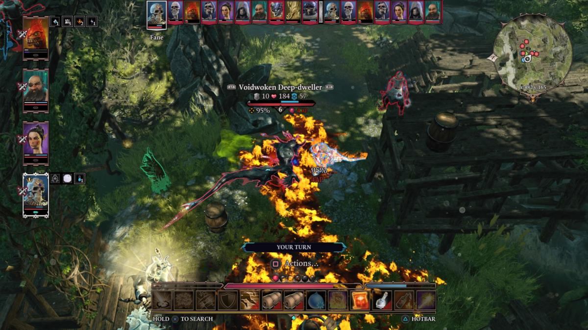 Divinity: Original Sin 2 Definitive Edition (PS4) REVIEW