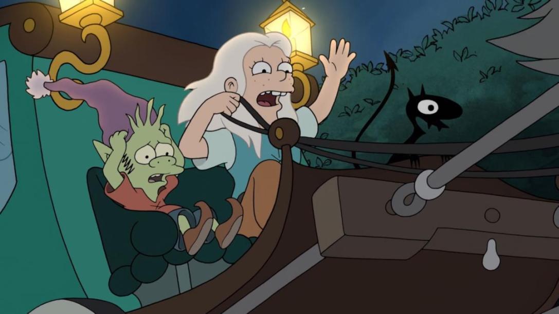Netflix's Disenchantment: Season 1 REVIEW – Groening At His