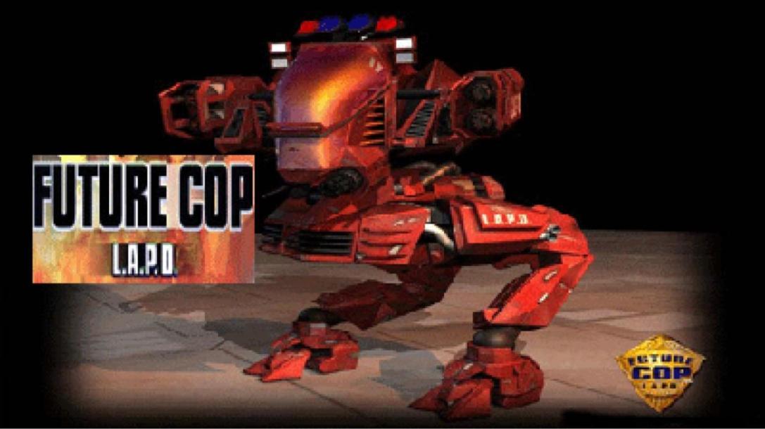 future cop: lapd game universes