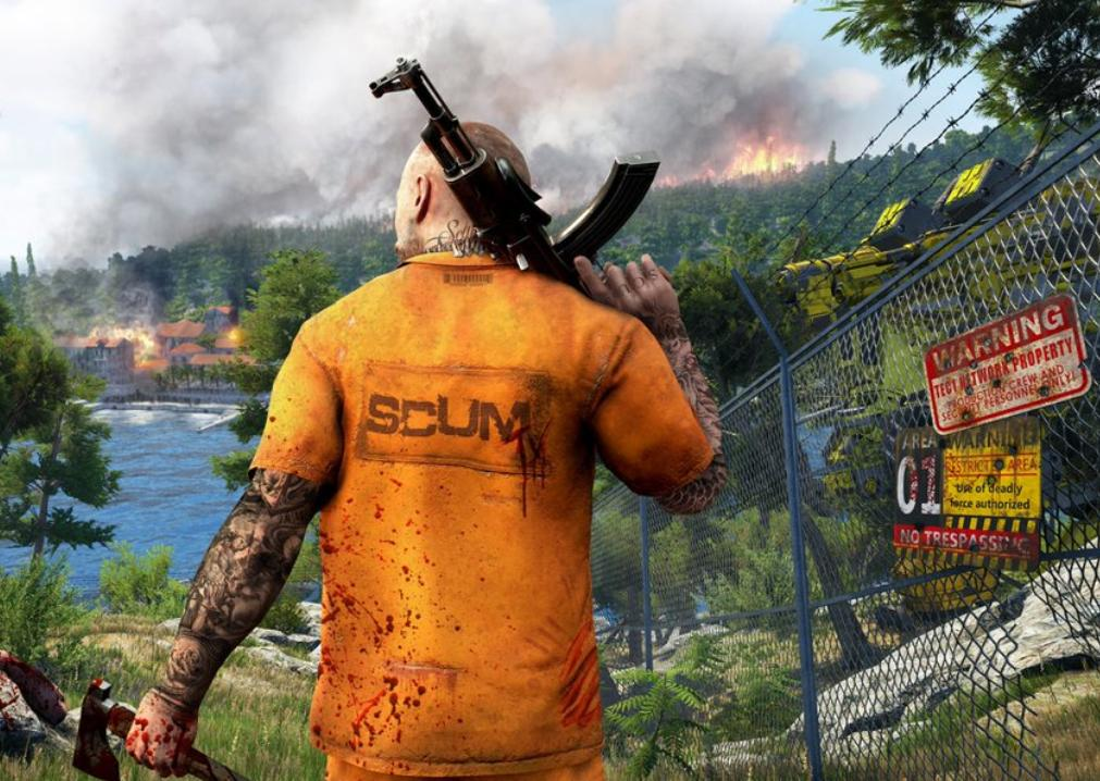 Scum survival game