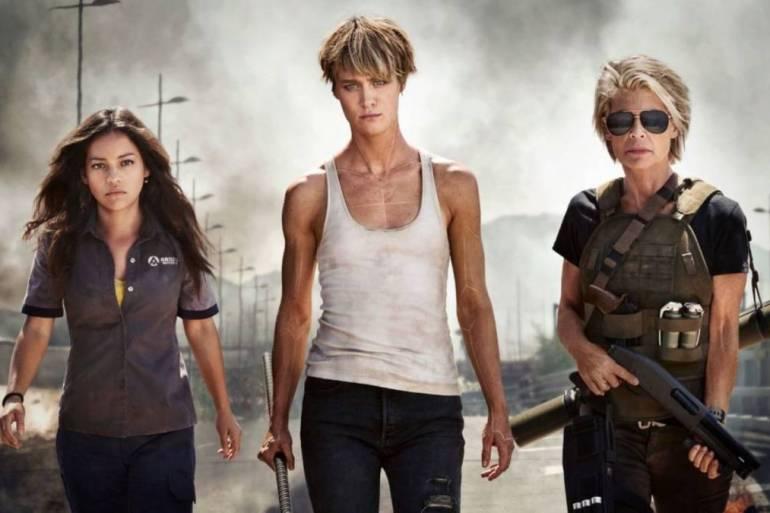 NEw Terminator movie