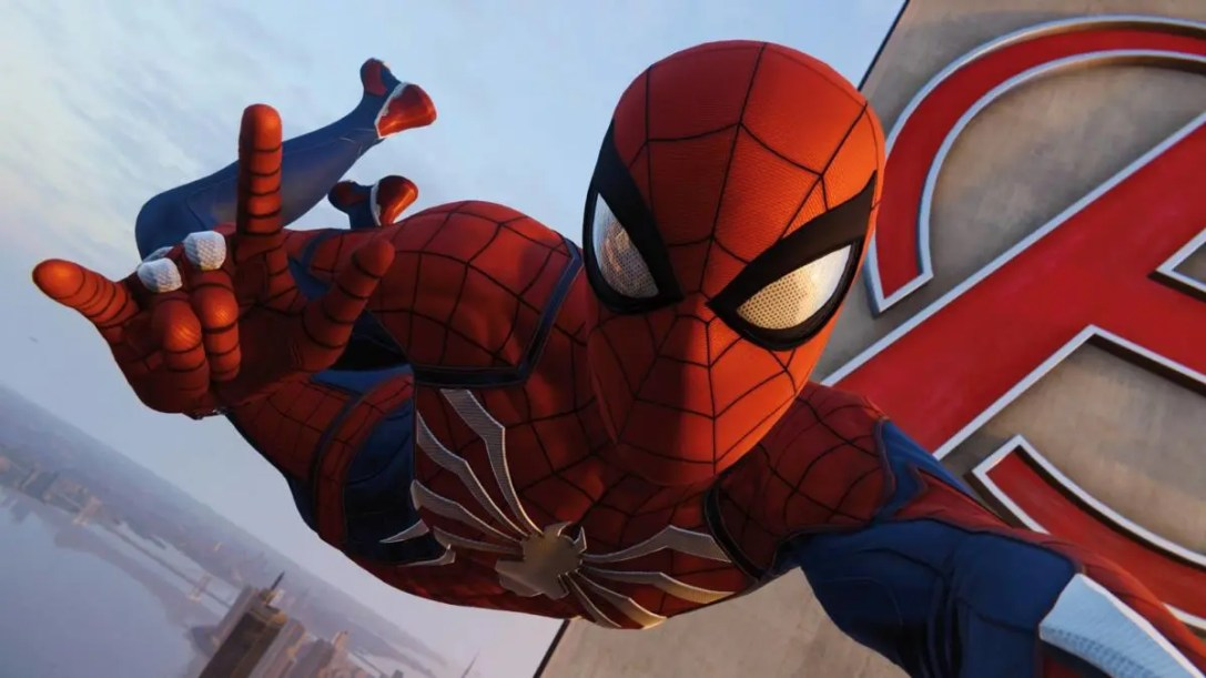 Spider-Man Avengers Tower