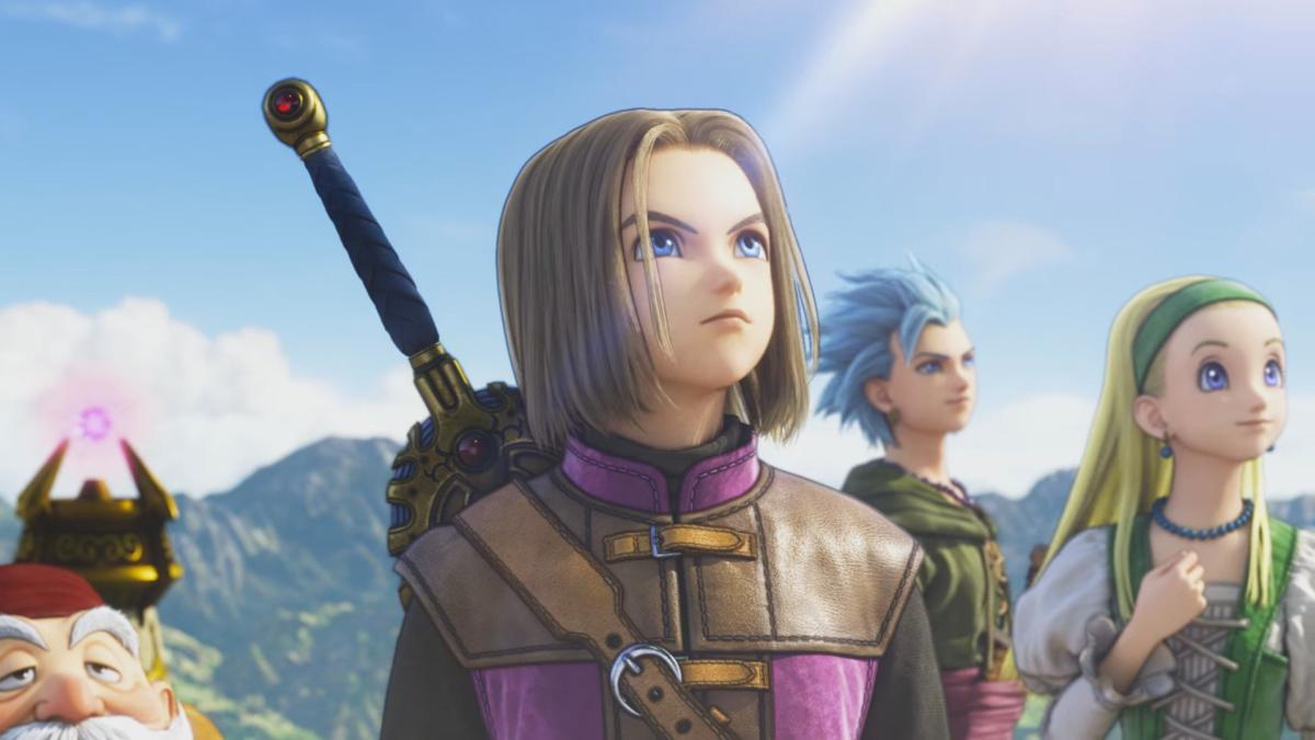 Dragon Quest's First Three Games Coming To Switch