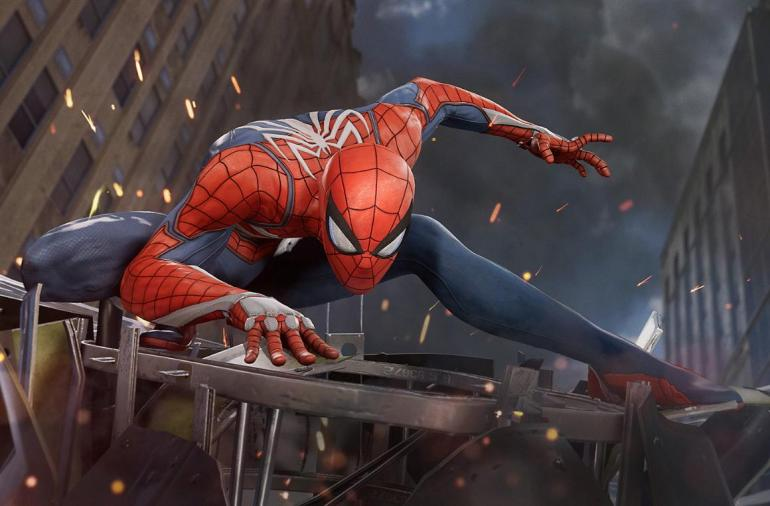 Spider-Man PS4 Platinum Avatars Being Sent Out Now