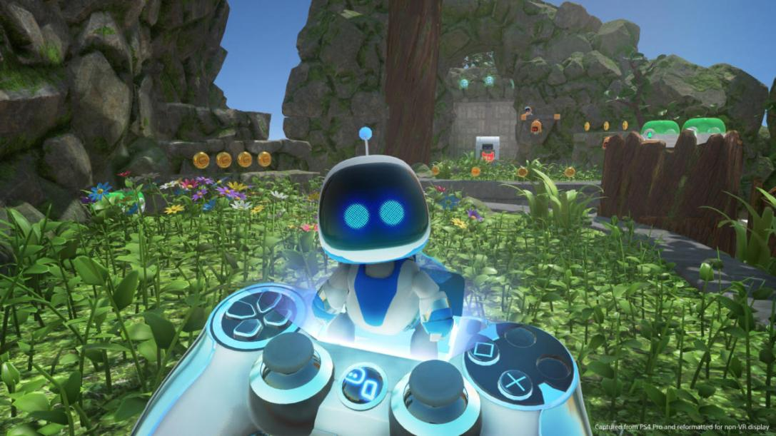 Astro Bot Rescue Mission review 1