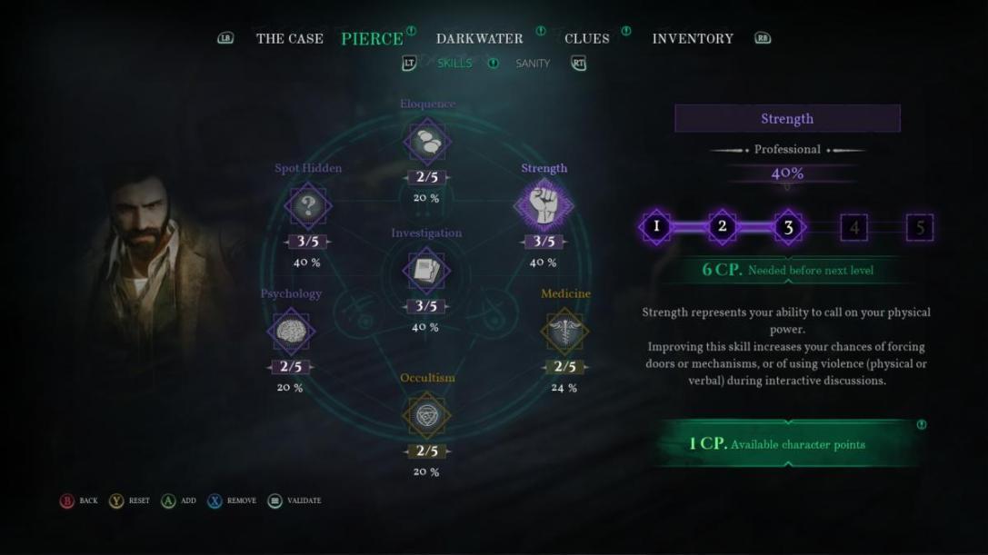 Call of Cthulhu game