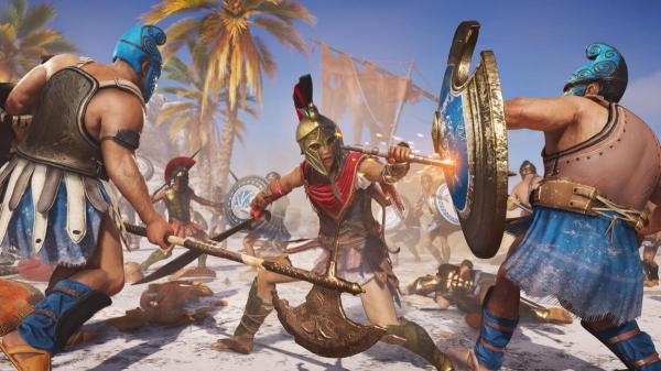 Assassin's Creed: Odyssey Reviews - What The Critics Are ...