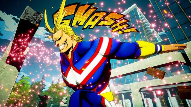 My Hero One's Justice (PS4) REVIEW - Not Quite All Might