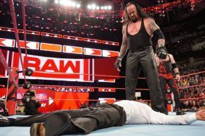 Undertaker Triple H