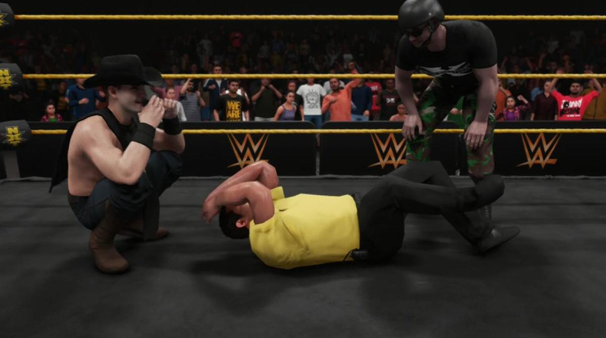 WWE 2K19 (PS4) REVIEW - We Can Dig It, Sucka | Cultured Vultures