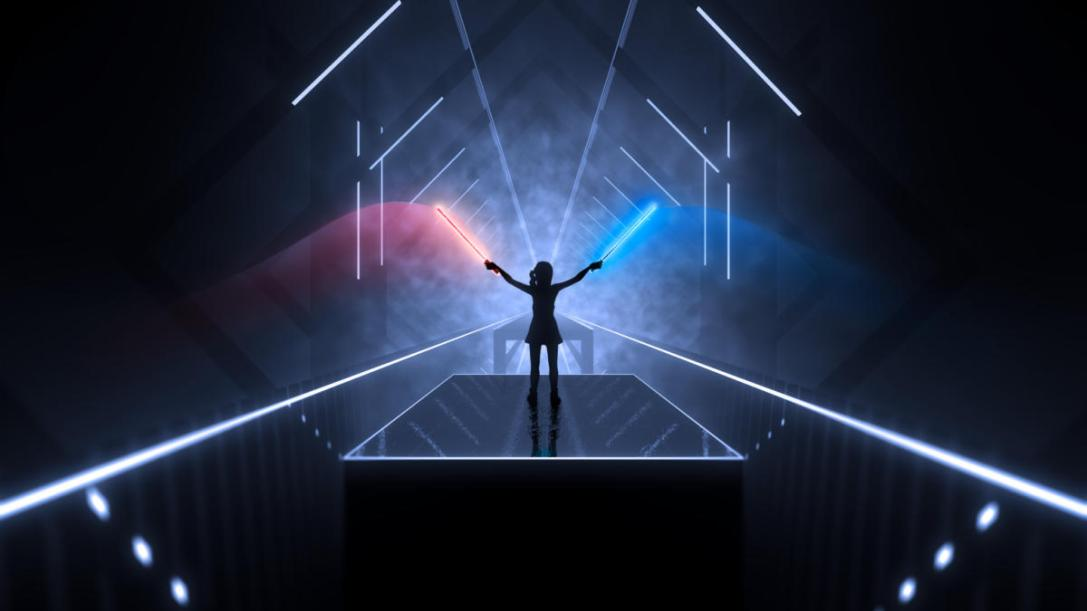 Beat Saber (PSVR) REVIEW - Sweat, You Will | Cultured Vultures