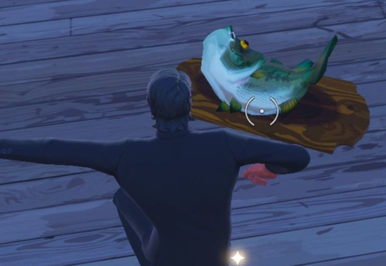 Fortnite Season 6 Guide Dancing Fish Trophies Locations