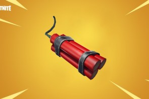 Fortnite dynamite