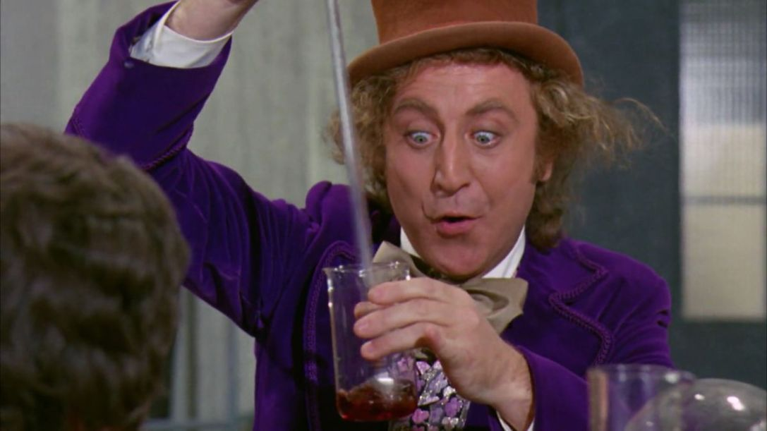 gene wilder charlie and the chocolate factory