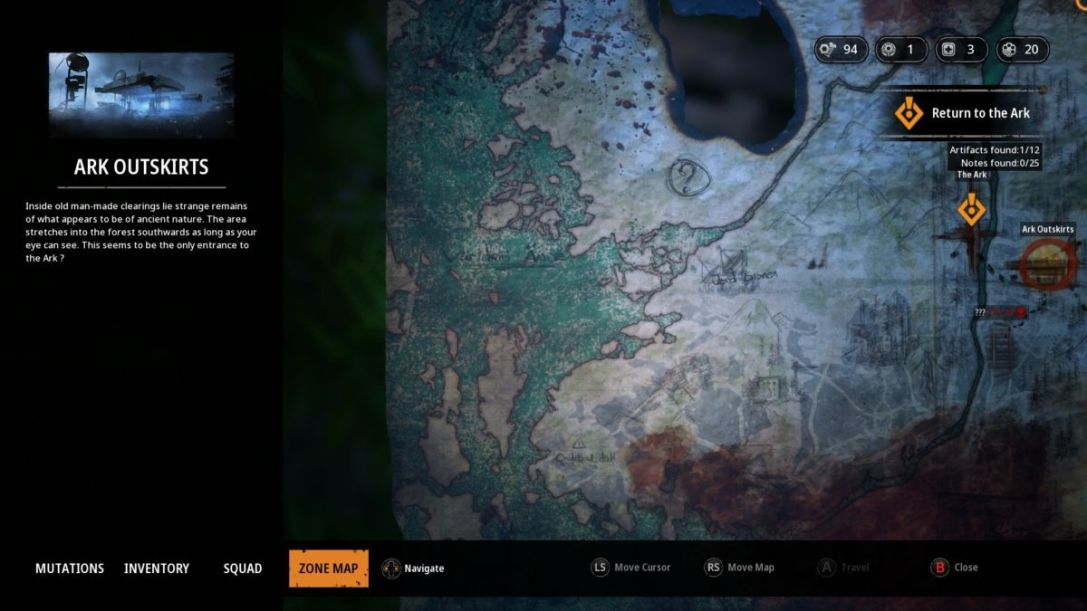 Mutant Year Zero: Road To Eden review