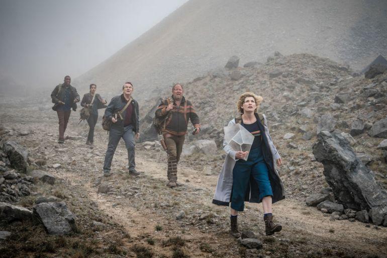 Doctor Who season finale