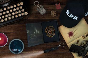 Resident Evil 2 merchandise