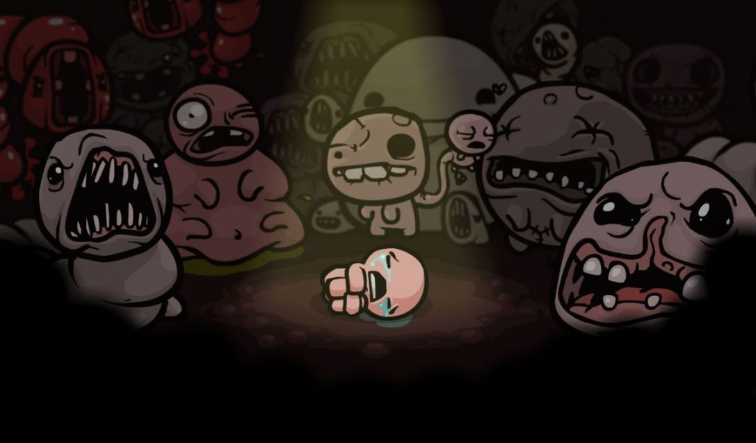 The Binding of Isaac best modern PC games