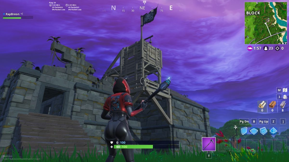 Fortnite Season 8: Eliminate 3 Opponents At Pirate Camps |