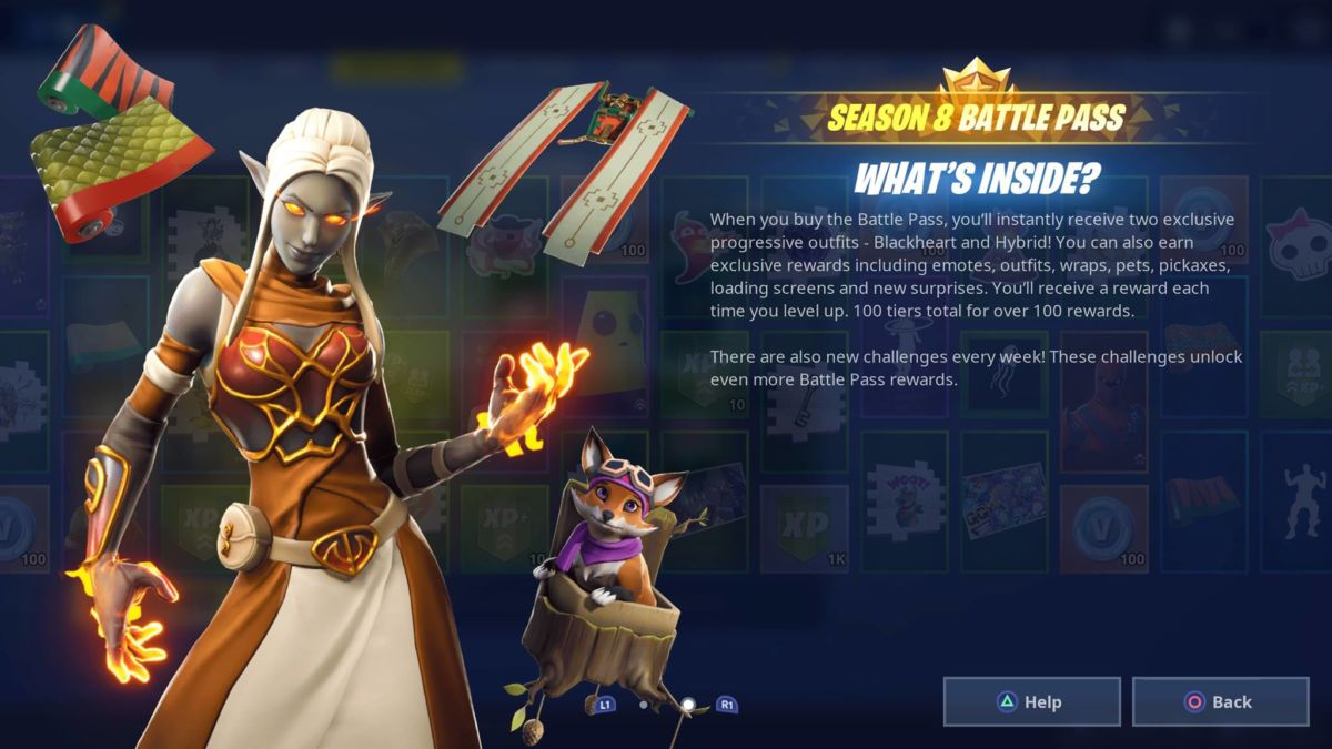 Fortnite Season 8 Skins Tier 100 Fortnite Aimbot Account