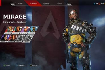Mirage Apex Legends guide