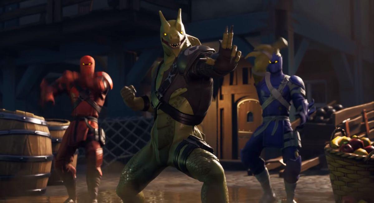 Fortnite Season 8 Battle Pass Trailer Showcases New Skins, Party