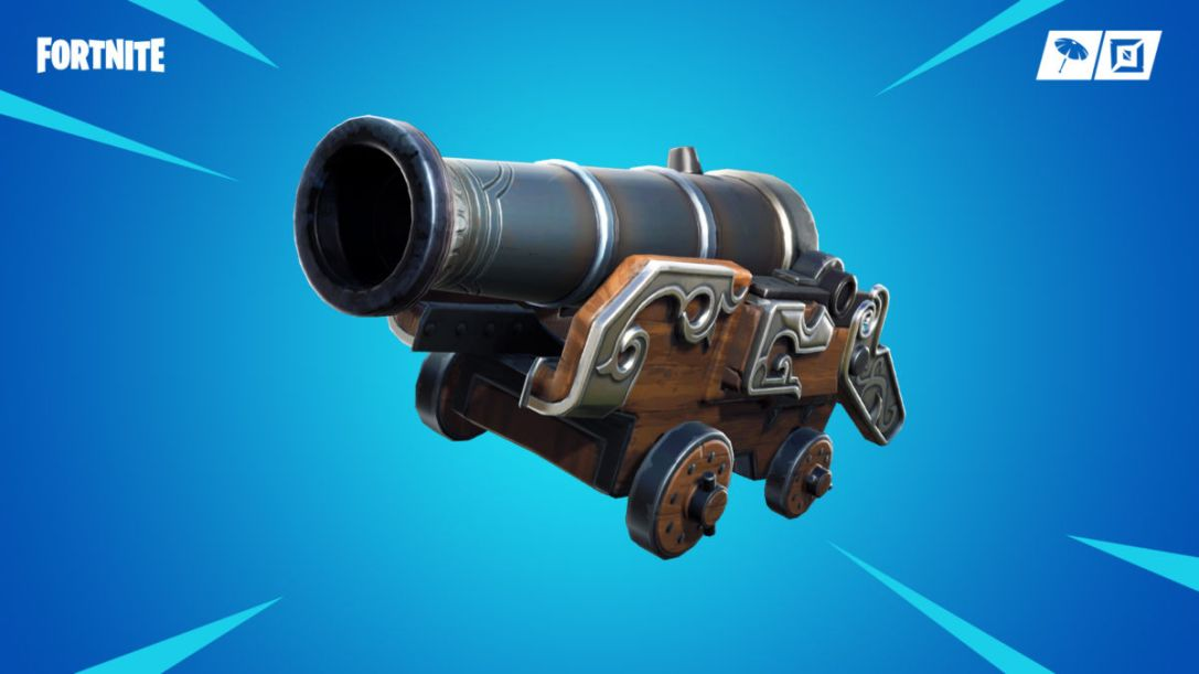 Fortnite Pirate Cannon