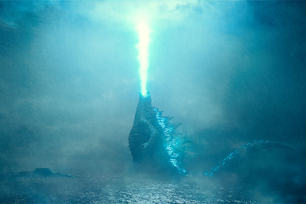 King of the Monsters Godzilla