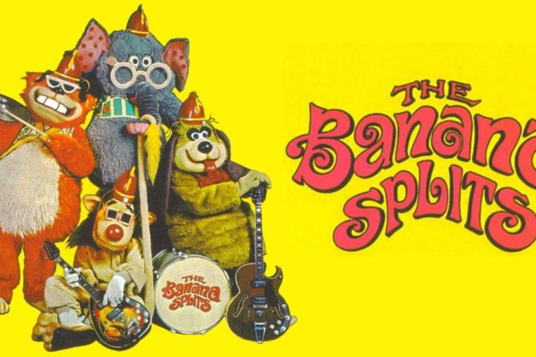 The Banana Splits