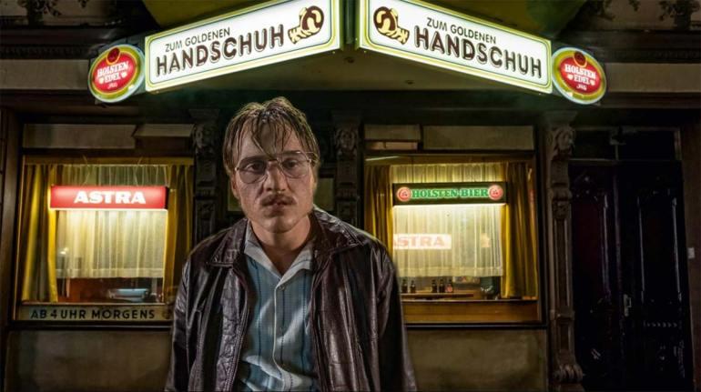 The Golden Glove movie