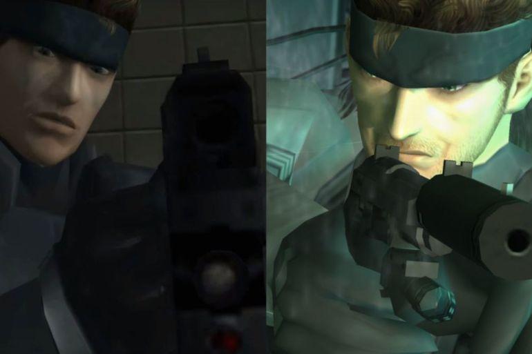 Video Game Remake Remaster