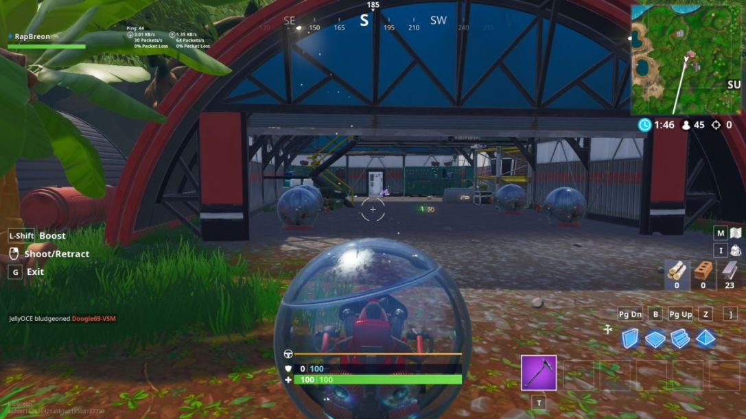 Fortnite Baller