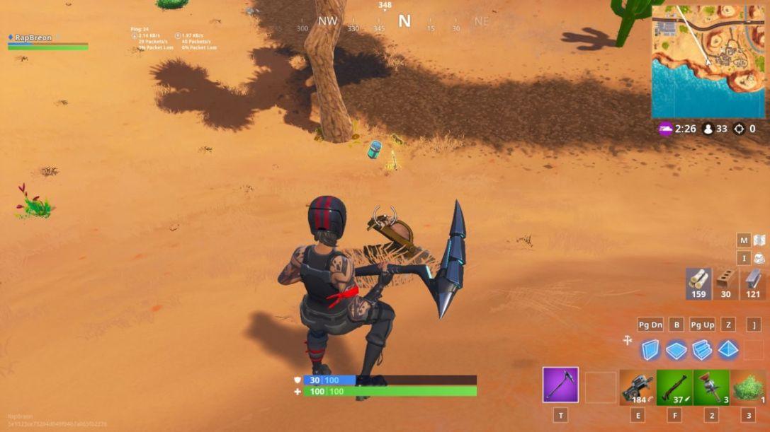 Buried Treasure 1