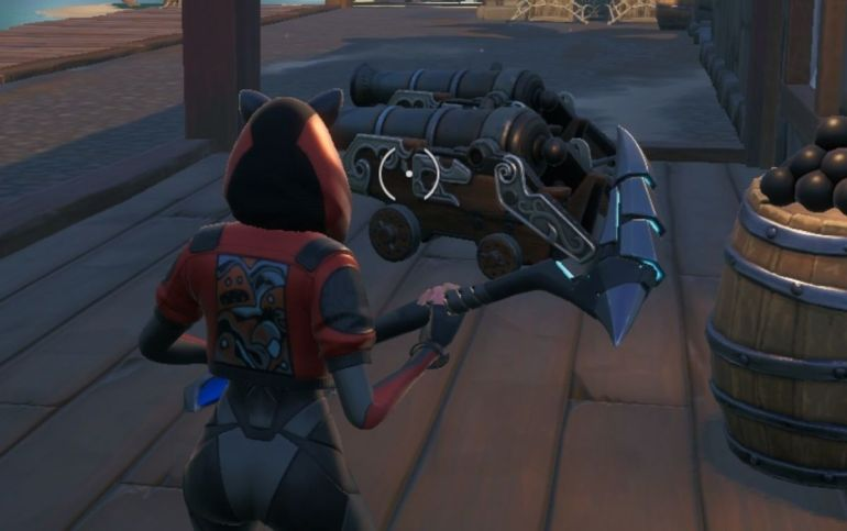 Fortnite Season 8 Guide: Deal Damage With A Pirate Cannon