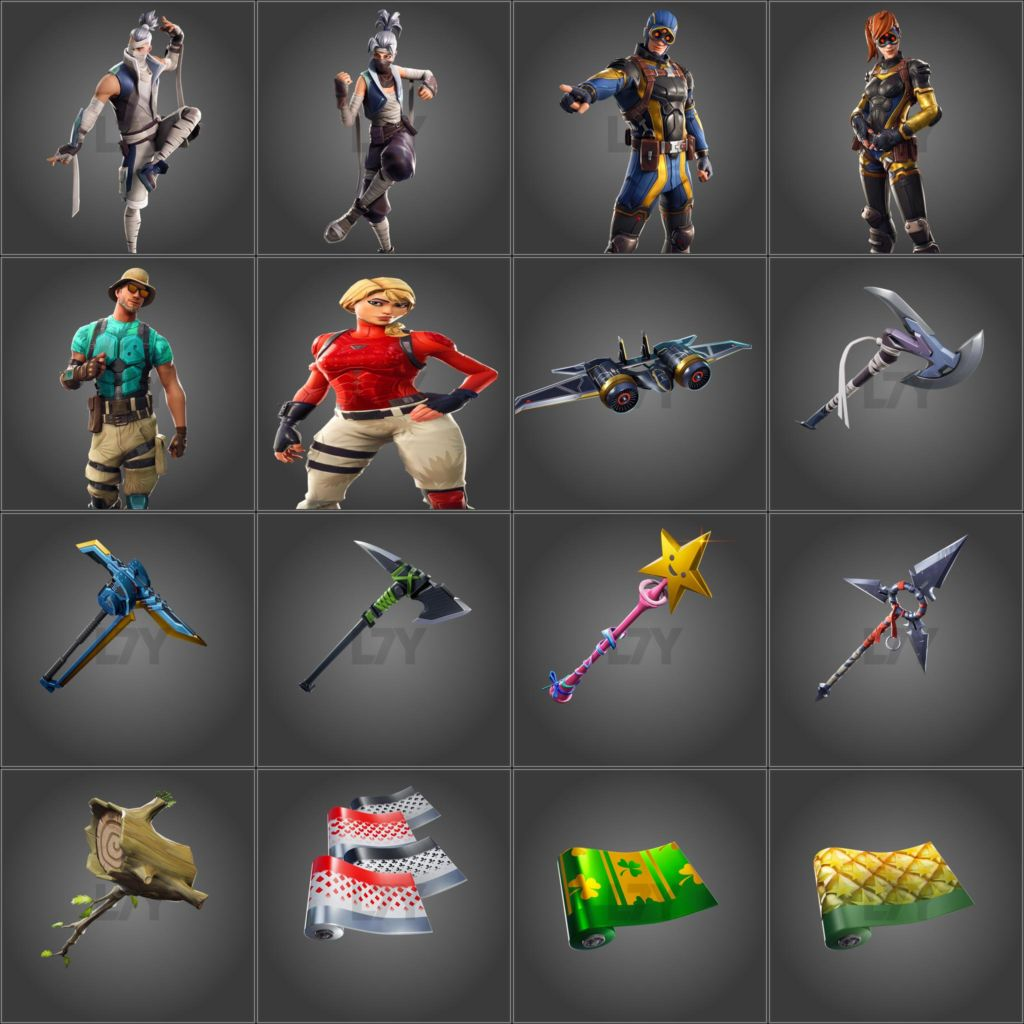 All About Fortnite Skins