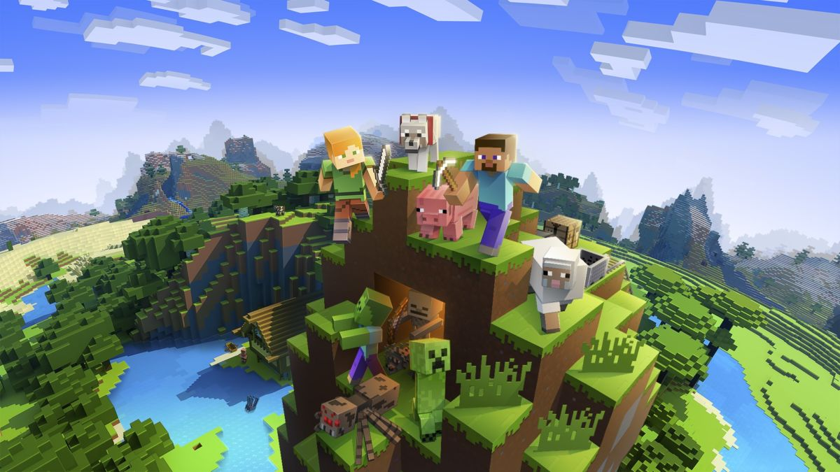 Minecraft for PS4 update to add PlayStation VR support in September