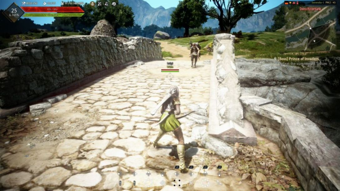 Black Desert Online Xbox One review