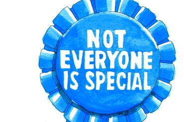 Not Everyone Is Special book