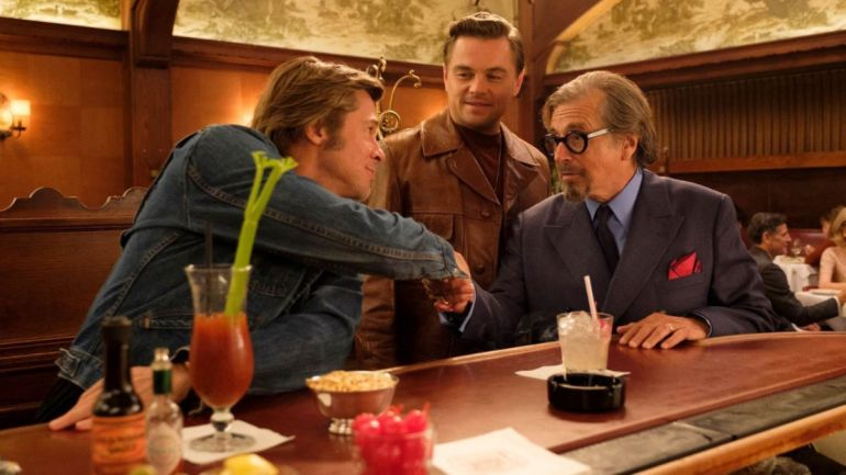 Once Upon A Time In Hollywood movie