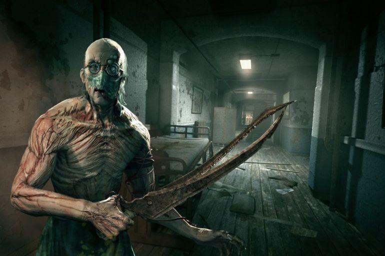 Outlast survival horror