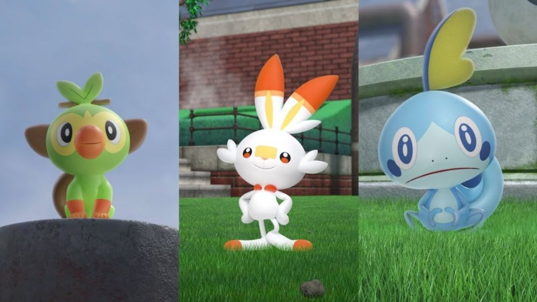 Pokemon 2019