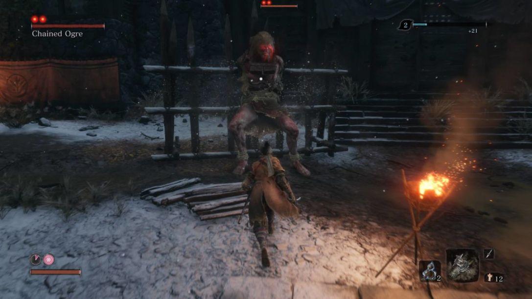 Sekiro Chained Ogre 1