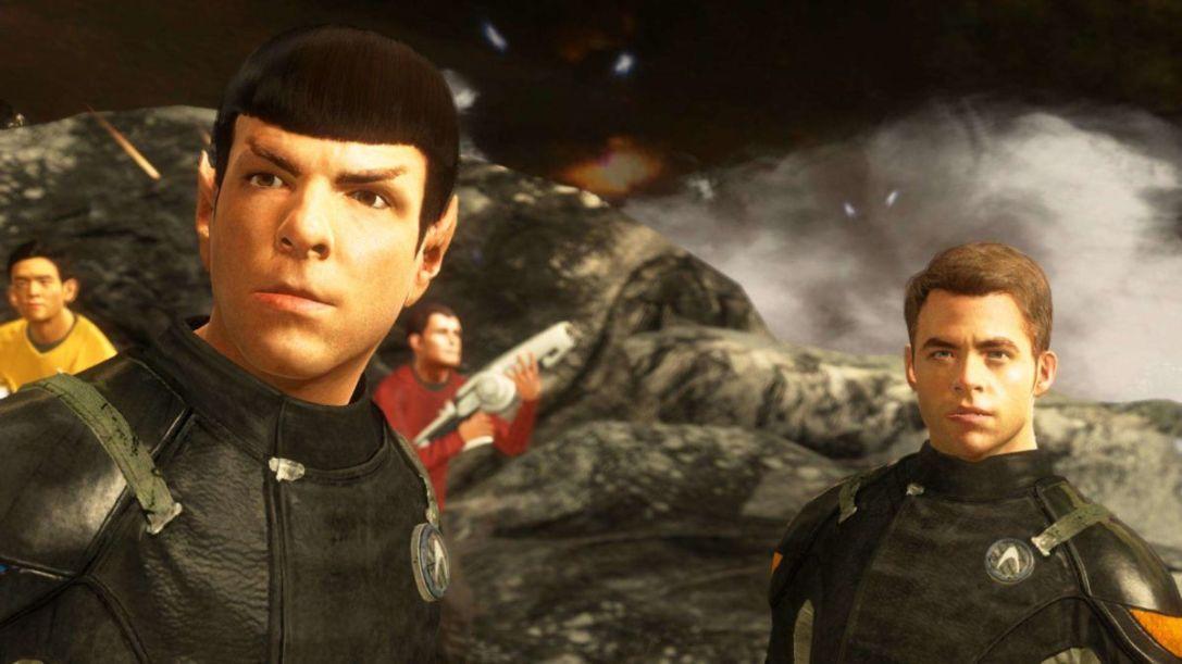Star Trek 2013 game