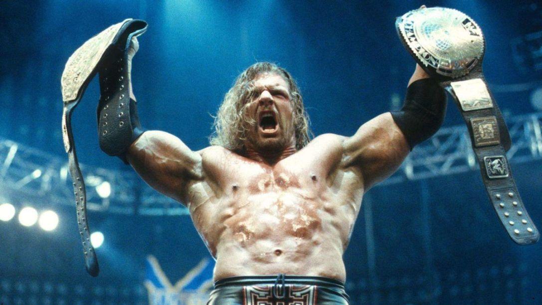 Triple H Chris Jericho