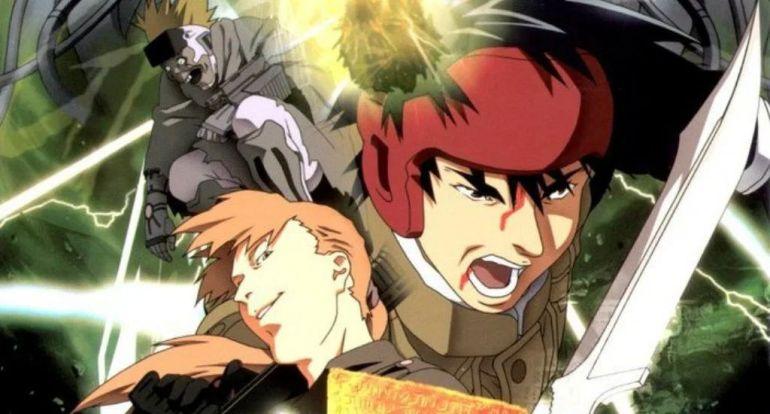 Netflix Amp Up Anime Programming Dragons Dogma Altered