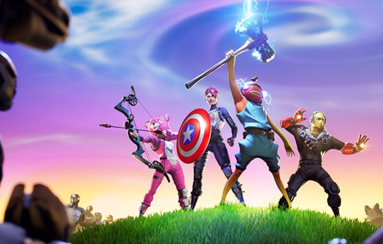 Image result for fortnite avengers skins in week 9 challenges