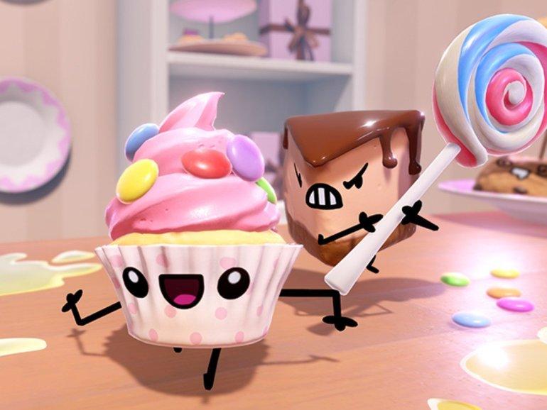 Cake Bash game