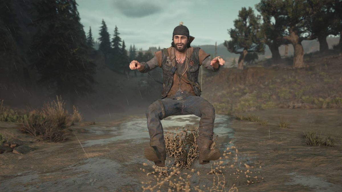 Days Gone's Photo Mode Is A Tonne Of Fun