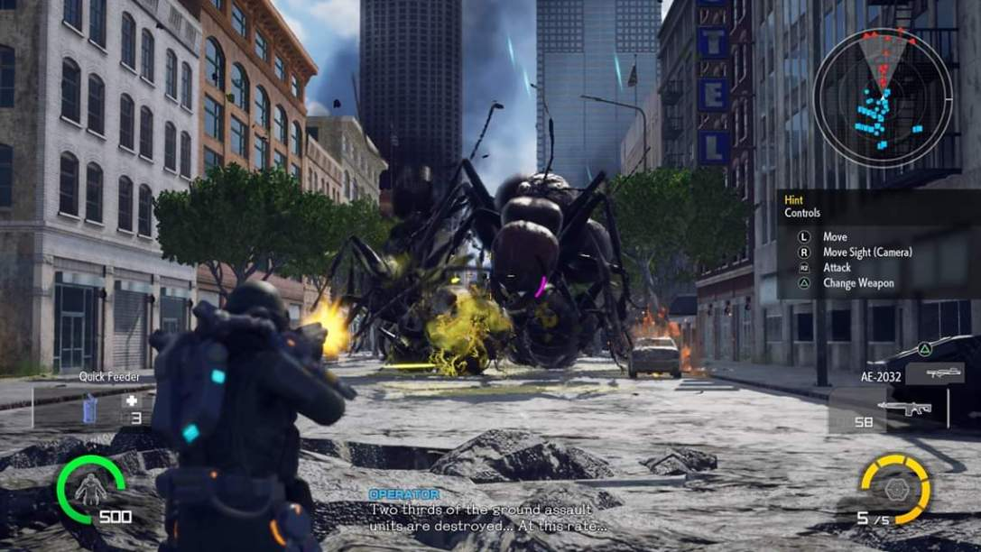 EDF Iron Rain review 4