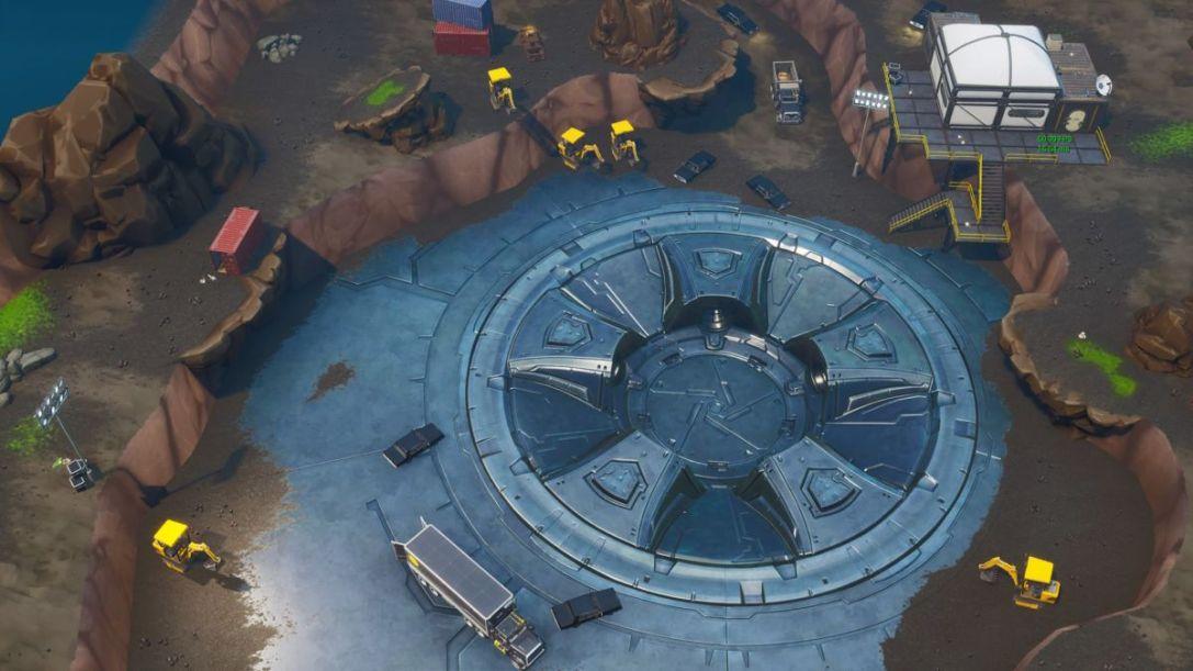 Fortnite Loot Lake bunker